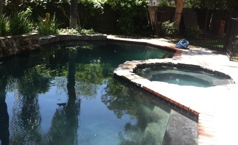 Full pool services and pool repair service pool los angeles for Pool designs under 30000
